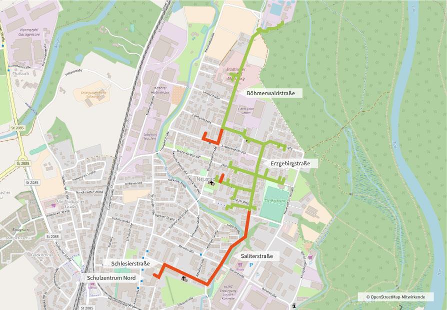 Bader Energie Wärmenetz Moosburg